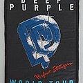 Deep Purple - Patch - Deep Purple - 1985 Tour