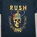 Rush - TShirt or Longsleeve - RUSH - Tour 2015