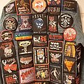 Led Zeppelin - Battle Jacket - Old School Jacket