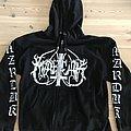 Marduk - zipped hoodie TShirt or Longsleeve