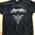 Sarcofago - Crust t-shirt (old original)