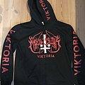 Marduk - TShirt or Longsleeve - Marduk - Viktoria zipped hoodie