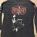 Marduk - Fuck Me Jesus first edition longsleeve TShirt or Longsleeve