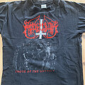 Marduk - TShirt or Longsleeve - Marduk - Those Of The Unlight (red letters)