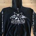 Marduk - TShirt or Longsleeve - Marduk - Serpent Sermon zipped hoodie
