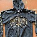 Marduk - Hooded Top - Marduk - Wormwood zipped hoodie