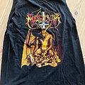 Marduk - TShirt or Longsleeve - Marduk - Yellow Goat (Morgan's personal shirt)
