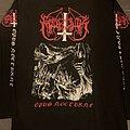 Marduk - TShirt or Longsleeve - Marduk - Opus Nocturne (RAW tag)