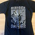 Marduk - Frontschwein North America tour shirt