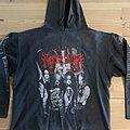 Marduk - TShirt or Longsleeve - Marduk - Fistfucking Gods Planet hoodie