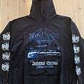 Marduk - TShirt or Longsleeve - Marduk - Infernal Eternal hoodie