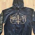 Marduk - TShirt or Longsleeve - Marduk - Wormwood zipped hoodie