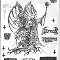 Dead Infection - Other Collectable - Stomablast Fanzine