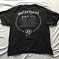 Motörhead - TShirt or Longsleeve - Motörhead 2012 Tour