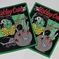 Mötley Crüe - Dr.Feelgood - Woven Patch