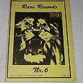 Black Knight - Other Collectable - Rare Records Nr. 6 - Mag