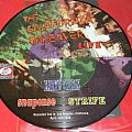 Other Collectable - The California takeover - Split w Earth Crisis, Snapcase, Strife - PicLP