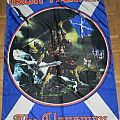 Iron Maiden - The clansman - Flag (SUPER size)