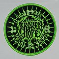 Broken Hope - Anniversary - Embroidered Patch