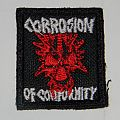C.O.C. - Skull - very small spacefiller patch