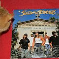 Suicidal Tendencies - How will i laugh tomorrow...when i cant even smile today - Cut-Out-LP