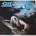 Ozzy Osbourne - Bark at the moon - LP