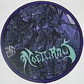 Nocturnus - The Key - Round wove patch