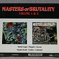 V/A - Masters of brutality - Vol 1 & 2 - CD