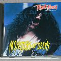 V.A. - Monsters of death - orig.Firstpress - CD
