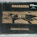 Massacra - Humanize human - orig.Firstpress - CD