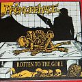 Haemorrhage - Tape / Vinyl / CD / Recording etc - Haemorrhage - Rotten to the gore - Single