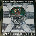 S.O.D. - Speak english or die - original Firstpress