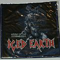 Iced Earth - Night of the stormrider - Woven Patch