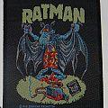 Risk - Ratman - woven patch