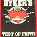 Ryker's - Test of faith - Promotape