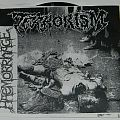 Haemorrhage - Other Collectable - Haemorrhage / Terrorism - Split Single #2