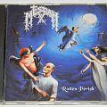 Messiah - Rotten perish - orig.Firstpress - CD