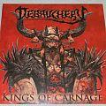 Debauchery - Kings of carnage - lim.edit.LP