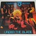 Twisted Sister - Under the blade - U.S.-First press LP