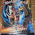 Motörhead - 25 & Alive Boneshaker - Promo poster