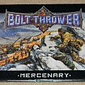 Bolt Thrower - Mercenary - orig.Firstpress Digipack CD