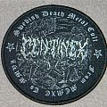 Centinex - Malleus maleficarum - official Woven Patch