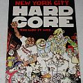 New York City Harcore - The way it is... - Book
