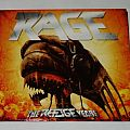 Rage - The Refuge years - CD