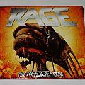 Rage - The Refuge years - CD
