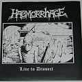 Haemorrhage - Other Collectable - Haemorrhage / Terrorism - Split Single #1