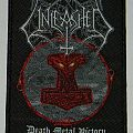 Unleashed - Death Metal Victory - Woven patch