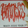 """Waco Jesus - Waco Jesus Tour 7"""" - Single"""