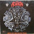 Acheron - Other Collectable - Acheron - Rites of the black mass - 1991