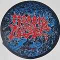 Morbid Angel - Altars of madness - Round woven patch